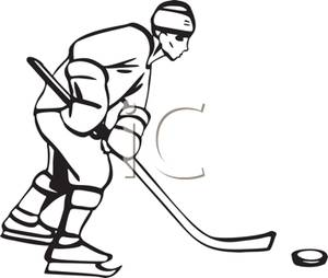 A_Hockey_Player_Competing_In_a_Hockey_Tournament_Royalty_Free_Clipart_Picture_110404-155224-241053