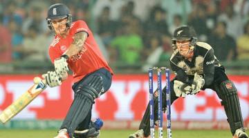 ICC World Twenty20 India 2016: Semi-Final: England v New Zealand